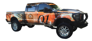 southern pride openings company truck